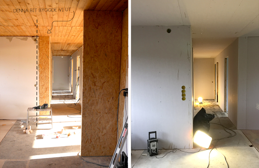 Renovering Hall 2