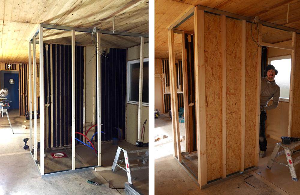 Renovering av badrum 1