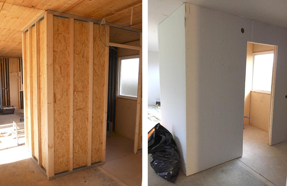 Renovering av badrum 2