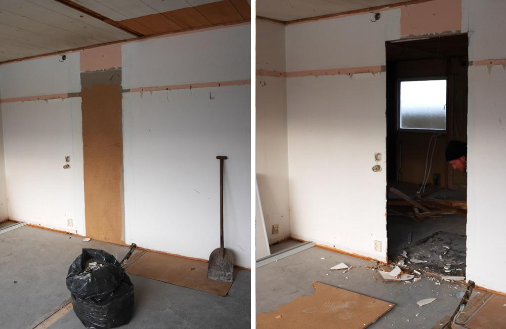 Renovering sovrum