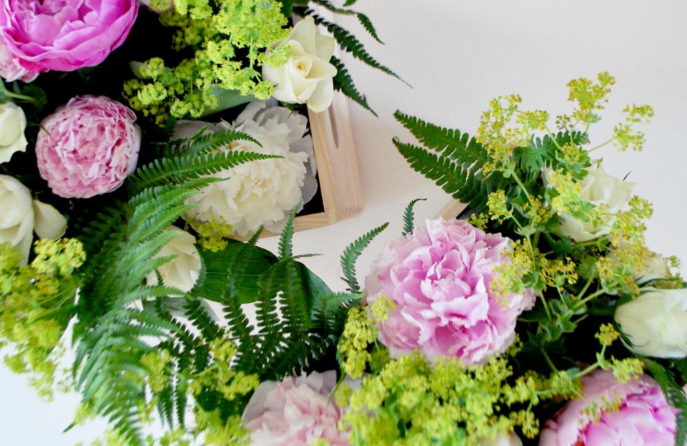 Bröllopsdekoration 5