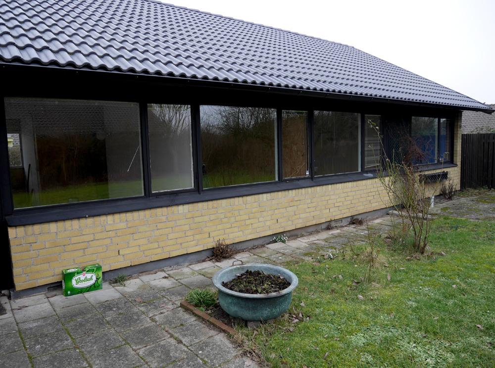 Renovering fönster - baksida 1