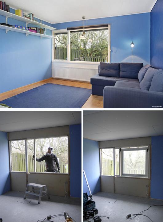 Fönster sovrum