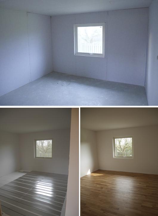 Renovring sovrum