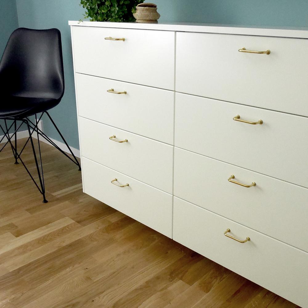 Bänkskåp - byrå IKEA