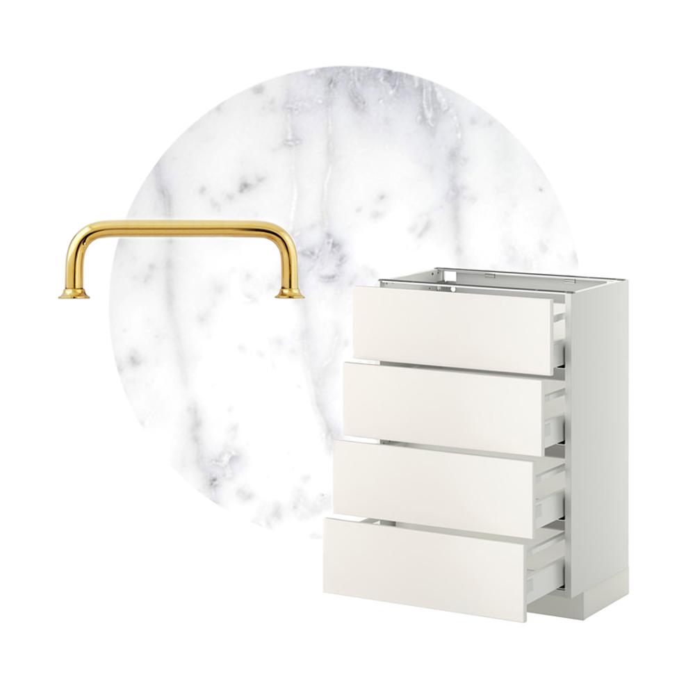 IKEA Köksskåp till byrå