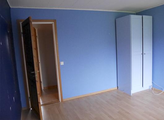 Renovering sovrum 4